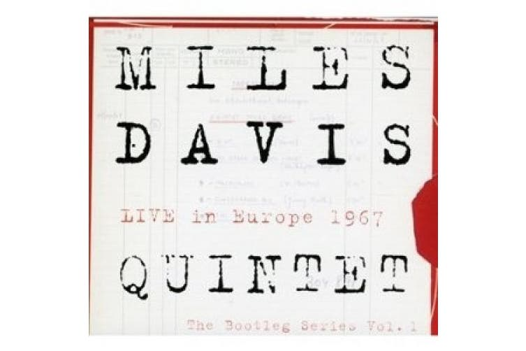 Live in Europe 1967: The Bootleg Series, Vol. 1 [Digipak]