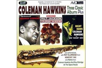 Three Classic Albums: Bean Bags/The Genius of Coleman Hawkins/Night Hawk