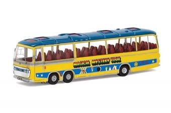 Corgi The Beatles Magical Mystery Tour Bus 1:76 Scale Die-Cast Model CC42418
