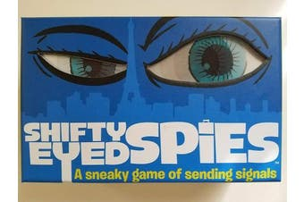 Big G Creative WW1003 Shifty Eyed Spies, Mixed Colours