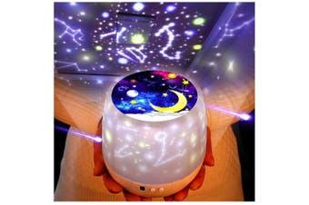 (3 Films) - KISTRA Night Lights for Kids Projector Lighting Lamp Baby Nursery Decorative Household Mood Light Lamp for Children Girls Boys Bedroom, 3 Films