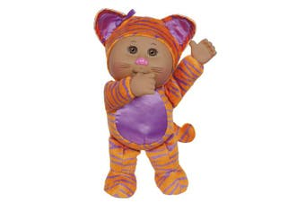 Cabbage Patch Kids 23cm Tallulah Tiger Zoo Cutie