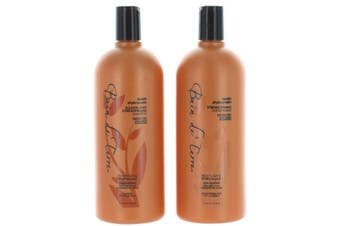 Bain De Terre Keratin Phyto-protein Strengthening Shampoo and Conditioner - 1000ml