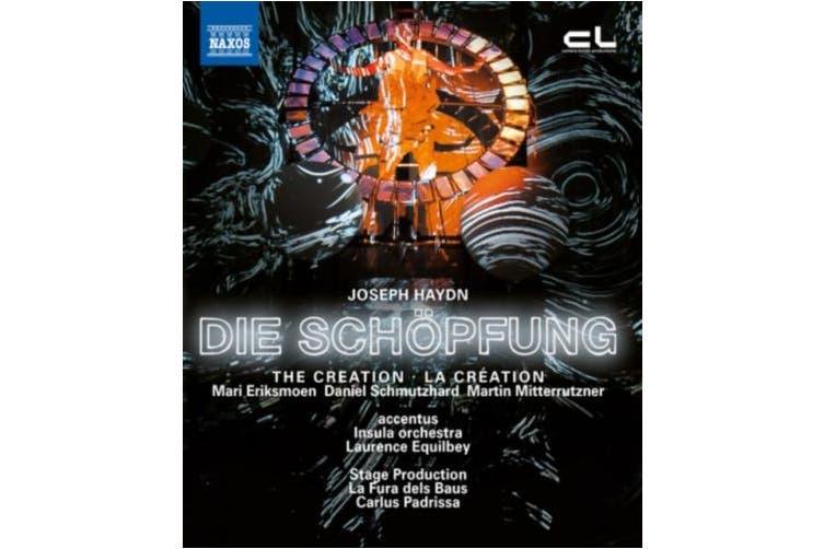 Die Schöpfung: Insula Orchestra (Equilbey) [Region B] [Blu-ray]