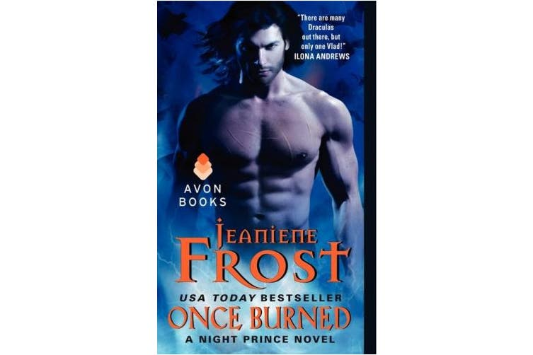 Once Burned: A Night Prince Novel (Night Prince)