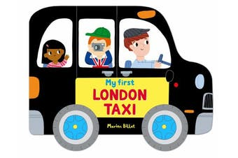Whizzy Wheels: London Taxi (Whizzy Wheels) [Board book]