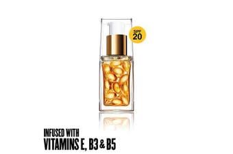 (Golden Tan 757) - COVERGIRL Vitalist Healthy Elixir Foundation, Golden Tan 757, 30ml (packaging may vary)