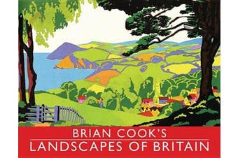 Brian Cook's Landscapes of Britain: a guide to Britain in beautiful book illustration, mini edition