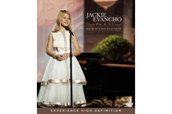 Sony Music Jackie Evancho – Dream with Me in Concert – Blu-ray