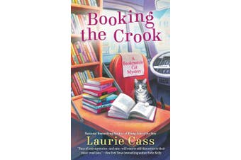 Booking The Crook: A Bookmobile Cat Mystery #7