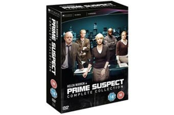 Prime Suspect: Complete Collection [Region 2]