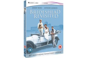 Brideshead Revisited: The Complete Series [Region 2]