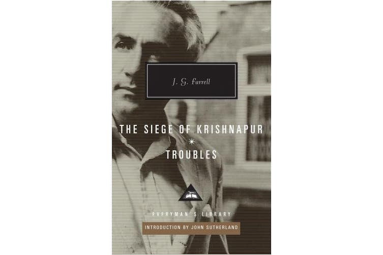 The Siege of Krishnapur, Troubles (Everyman's Library)