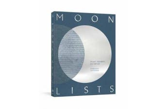 Moon Lists: A Guided Journal