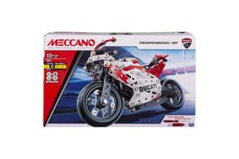 Meccano Ducati Desmosedici GP Motorbike