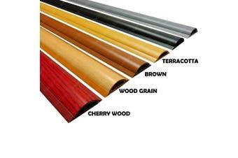 "(CSX-2 - 28"", Brown) - Cable Shield Cord Cover - Model: CSX-2 - Length: 70cm - Colour: Brown"