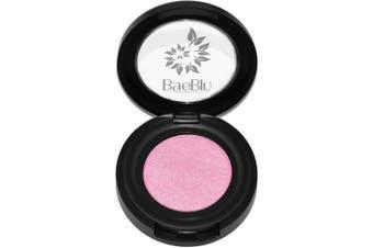(Pink'd) - Best Organic 100% Natural Vegan Eyeshadow Makeup, Made in USA, Finely Pressed Velvety Smooth Eyeshadow Pigment by BaeBlu, Pink'd