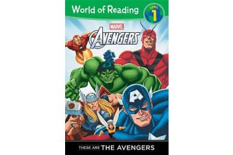Here Come the Avengers (World of Reading)