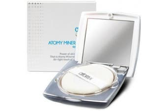 Atomy Mineral Pact Compact #21 (Natural Beige) SPF35 PA++