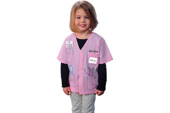 (One size, Pink) - Aeromax TDRP My 1st Career Gear Doctor - Pink