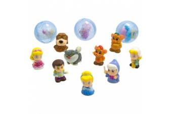 Squinkies Disney Princess Bubble Pack - Cinderella