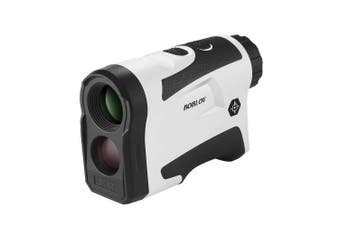 (LF600AG with Slope) - BOBLOV 650Yards Golf Rangefinder with Pinsensor 6X Magnification Support Vibration and USB Charging Flag Lock Distance Speed Measurement Range Finder