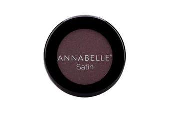 (Mulberry) - Annabelle Satin Single Eyeshadow, Mulberry, 0ml