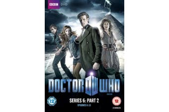 Doctor Who - The New Series: 6 - Part 2 [Region 2]