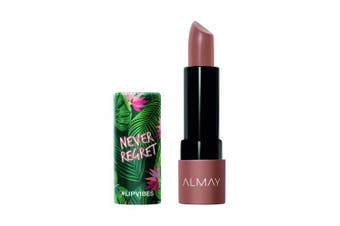 (5ml, Never Regret) - Almay Lip Vibes, Never Regret, 5ml, matte lipstick