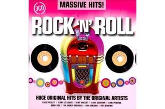 Massive Hits: Rock 'n' Roll [Box]
