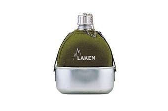 Laken M10265 – Aluminium Flask Classic 112 with Pot