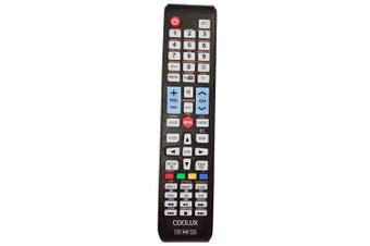 Coolux Universal Remote for TVs for All Most Brand TVs with Netflix Key