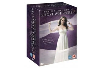 Ghost Whisperer: The Complete Collection [Region 2]