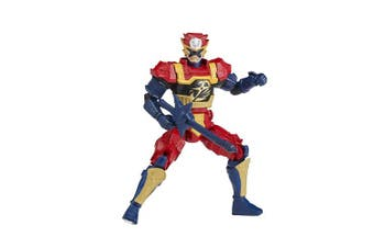 Power Rangers 43940 Gold Lion Fire Armour Figure