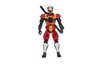 Power Rangers 43937 Red Lion Fire Armour Figure