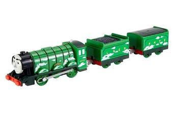 Thomas & Friends DFM88 Flying Scotsman, Thomas the Tank Engine Trackmaster Toy Engine