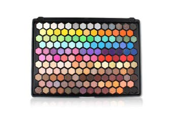 (#3) - FantasyDay Pro 149 Colours Shimmer and Matte Waterproof Eyeshadow Makeup Palette Cosmetic Contouring Kit - Ideal for Professional and Daily Use