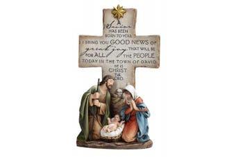 (A Savior is Born Holy Family) - CB Gift A Saviour Is Born Holy Family Figurine, 30cm