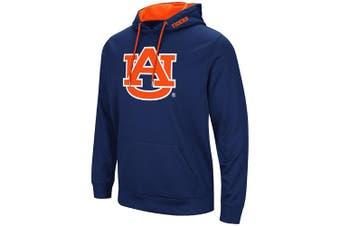 (X-Large, Auburn Tigers-Blue) - Colosseum Men's NCAA-Elite Zone Pullover Hoodie Sweatshirt