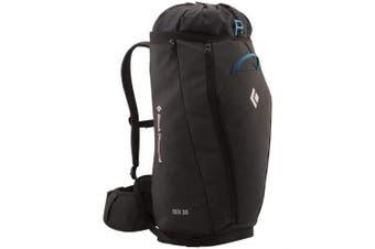 (56 x 37 x 15 cm, Black) - Black Diamond Creek 35 Backpack