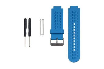 (Blue) - AUTRUN Band for Garmin Approach S2/S4, Silicone Wristband Replacement Watch Band for Garmin Approach S2/S4 GPS Golf Watch