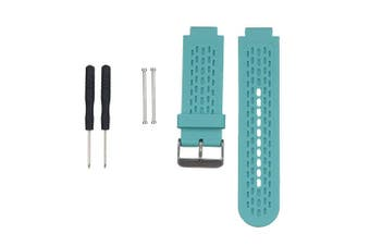 (Teal) - AUTRUN Band for Garmin Approach S2/S4, Silicone Wristband Replacement Watch Band for Garmin Approach S2/S4 GPS Golf Watch
