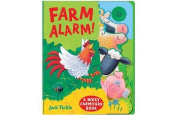 Farm Alarm! (Big Noisy Books)