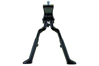 Messingschlager Double Leg Side Stand - Black, 24-70cm