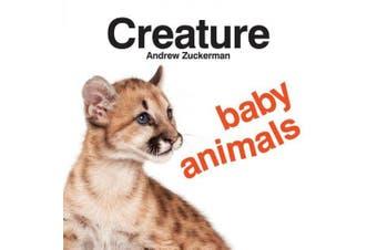 Creature Baby Animals [Board book]