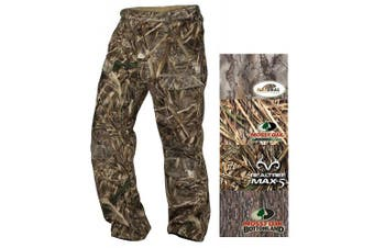 (Small, Blades) - Banded White River Wader Pants