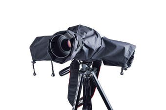 Camera Rain Cover, ZWOOS Waterproof Camera Protector Foldable For Canon, Nikon and Sony etc.