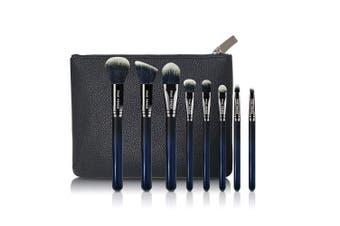 8 Pcs Pink Panda professional Makeup Brush Set Synthetic Cosmetics Foundation Blending Blush Face Powder Brush Makeup Brush Kit