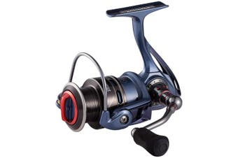 (BlueMagic 4000) - Bassdash BlueMagic Spinning Fishing Reel, Aluminium Body & Carbon Rotor, with Carbon Fibre Drag & Corrosion Resistant Bearings, in Sizes 2000, 3000, 4000, 5000, for Saltwater or Freshwater
