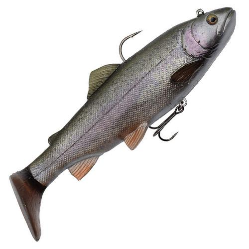 """Silicon /""""Trout-Shaped/"""" Boat Patch"""